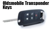 Oldsmobile Transponder Keys